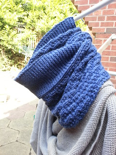 Ravelry: Cobblestone Intersections Cowl pattern by Sarah ...