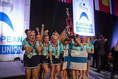 ECU European Cheerleading Championships 2015 (patrikrek) Tags: dance cheer cheerleading ecu ecc cheerdance