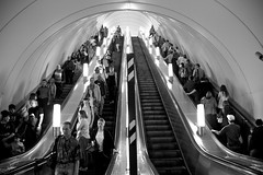 moscow metro (Jorgepevet) Tags: trip travel underground metro russia moscow