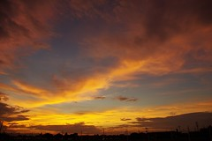 k5_imgp2684_20150719 (mick ronno) Tags: sunset pentax smc k5 夕焼け 1855mmf3556 pentaxdal 20150719