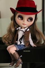 LILAC (MUSSE2009) Tags: blythe doll custom toys lilac eregiro ashlette primadollyashlette sbl