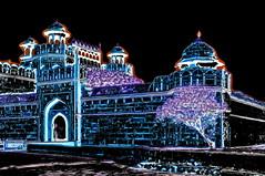 India - Delhi - Red Fort - 203b (asienman) Tags: india delhi redfort asienmanphotography mugalemperor asienmanphotoart unescoworldheritagesite