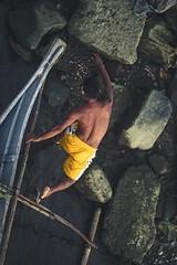 _MG_6552 (jeridaking) Tags: action pov freeze frame bridge walkway hanging footbridge ralph matres jeridaking liloan kintolimbo ormoc leyte philippines visayas boat boatman fisherman rocks alight take off fortheloveofphotography