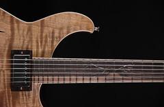 Walnut Hollowbody (The Real KA) Tags: crowhillguitars hollowbody walnut guitar inlay bird
