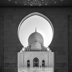 Sheik Zayed Grand Mosque (ArminFuchs) Tags: mosque abu dhabi sheik zayed grand emirates uae