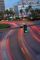 urban semaphore go green light