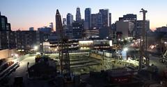Excavation of Arts District/Little Tokyo Station, Regional Connector construction (Metro - Los Angeles) Tags: regionalconnector dtla measurer downtownlosangeles constructionphotos blueline expoline goldline