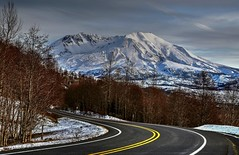 Winter drive to Mount St. Helens (Cole Chase Photography) Tags: volcano mountsthelens washington pacificnorthwest