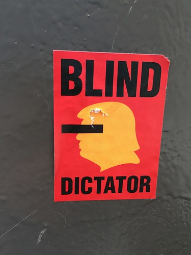 Blind Dictator, From FlickrPhotos