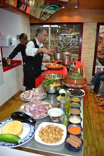 Exposición alimentos