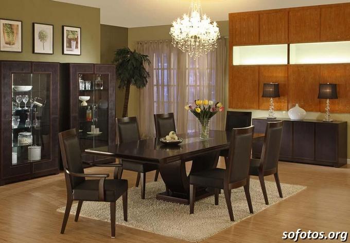 Salas de jantar decoradas (132)