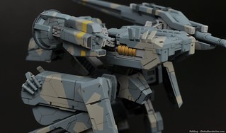 Metal Gear REX - Fin 6 by Judson Weinsheimer