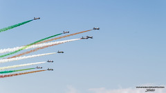 """Frecce Tricolori 11 • <a style=""""font-size:0.8em;"""" href=""""http://www.flickr.com/photos/92529237@N02/8900086340/"""" target=""""_blank"""">View on Flickr</a>"""