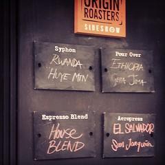 Single Origin Roasters #slideshow #coffee #cafe... (here_downunder) Tags: uploaded:by=flickstagram instagram:photo=39662107139975072213033554 slideshow coffee cafe sydneycafe surryhills sydney australia