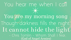 (God of Angel Armies) (stuckfoabuck2010) Tags: angel lights lyrics god fear burning shall whom armies i of