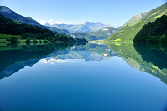 Lake Lungern (ceca67) Tags: lake reflection nature beauty photography switzerland photo flickr day clear calmness lungern ceca67 svetlanaperic svetlanapericphotography