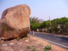 P1140076 (Ginas Pics) Tags: street india man nature landscape rocks ginaspics remoteregion reginasiebrecht