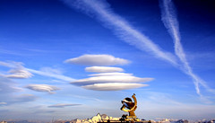ufo1 (bergfroosch) Tags: sky cloud wolke lenticularis campbellstokes