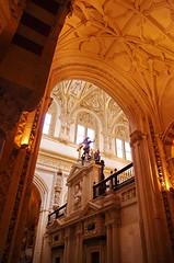 Cordoue - Crdoba 229 - Mezquita-Catedral de Crdoba (paspog) Tags: spain cathedral andalucia cathdrale mezquita andalusia crdoba espagne spanien andalousie mosque cordoue mosq hauptkirche catedraldecrdoba