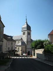Eglise de Jougne