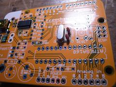 2013-06-30 13.50.11 (indiamos) Tags: electronics circuitboard freeduino