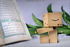 ..  ='( (photography Y.R.L) Tags: muslim  quran   danbo   yrl