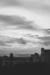 Planto modo ON (Lafaiete do Vale) Tags: sunset blackandwhite bw landscape blackwhite pb prdosol pretoebranco londrina lafaietedovale