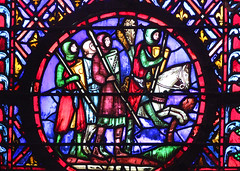 going on a crusade (13th Century) (Simon_K) Tags: paris france sainte chapelle parisian chappelle francais ledelacit chappel stechapelle parisien chapell cahapel pariswander pariswanderblogspotcouk randonnierflaneurflaneriespariswanderblogspotcouk