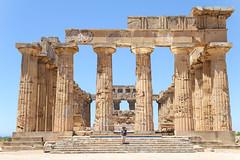 Selinunte (muckster) Tags: travel italy ruins sicily jurgen selinunte greektemple