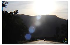 """Carretera<br /><span style=""""font-size:0.8em;"""">El recorrido desde la Ciudad Capital inicia a las 4:00 a.m. junto con los primeros rayos de sol.</span> • <a style=""""font-size:0.8em;"""" href=""""https://www.flickr.com/photos/78169357@N03/10212386506/"""" target=""""_blank"""">View on Flickr</a>"""