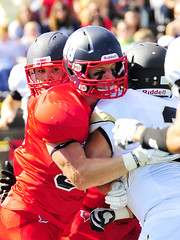 DSC-0000 (Hiram College) Tags: football unitedstates fulllength oh ncaa hiram collegefootball ncac 34length 12length northcoastathleticconference hiramcollegeterriers