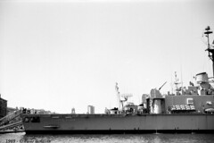 CG 553 Andrea Doria Trieste ago 1969 (13) (Paolo Bonassin) Tags: italy cruiser trieste warships andreadoria cg553 paolobonassin