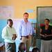 UNDP Goodwill Ambassador Crown Prince Haakon of Norway visit to Mukuni village, Zambia