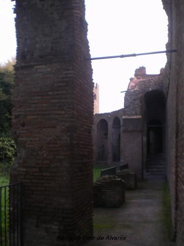 2013 Porta Appia Camminamento xc