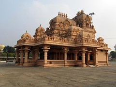 A temple in Chatarpur Complex (Mohan.Singh) Tags: temple god delhi religion hindu hinduism deity newdelhi chattarpur chatarpur chhatarpur