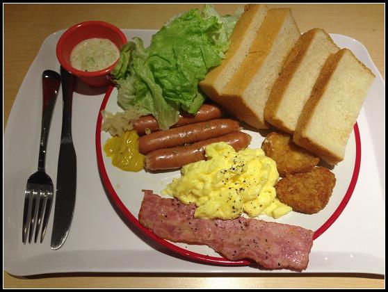 【台北 中正】Cube Brunch 丘比手作土司早午餐 @ 華山市場。捷運善導寺站 @ ▌Meiko 愛敗家。甜點。旅行~▌ :: 痞客邦
