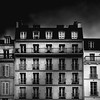 Windows (AO-photos) Tags: windows white black paris architecture noir noiretblanc et blanc