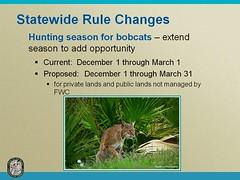 Statewide Rule Changes 3 (MyFWCmedia) Tags: florida wildlife conservation commission weston fwc westonflorida commissionmeeting floridafishandwildlife myfwc myfwccom myfwcmedia
