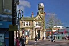 Nelson Town Centre
