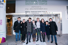 """The Digital Tourism Think Tank team • <a style=""""font-size:0.8em;"""" href=""""http://www.flickr.com/photos/95599160@N04/11082388354/"""" target=""""_blank"""">View on Flickr</a>"""