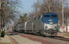 Stretched Lincoln (wras23) Tags: illinois amtrak springfield atk 52 p42