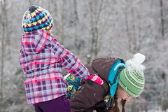 Sled Riding 2013-29 (TheDarrenSharp) Tags: winter evelyn mackie 3yearsold sledriding