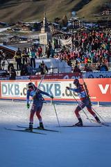 Women relay teams - WC Biathlon Annecy-Le Grand-Bornand 2013