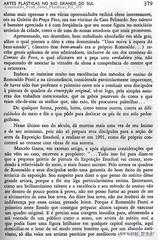 Romualdo Prati Artes Plásticas RS 379