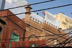 Old Mosque (Mayank Austen Soofi) Tags: architecture delhi mosque bazaar masjid walla chawri