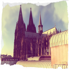 In cologne