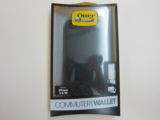 OtterBox Commuter Wallet For iPhone 5/5s