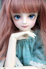 Rimi (Dancing*Butterfly) Tags: doll sd bjd yu superdollfie volks abjd morisawa sdgr