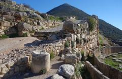 Ramp within walls, Mycenae