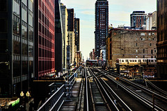 MIKE5195-Chicago-El- (Michael William Thomas) Tags: chicago ny newyork basketball train photo illinois buffalo journal tracks elevated vio mikethomas michaelthomas viovio mtphoto michaelwthomas